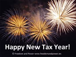 Happy tax year